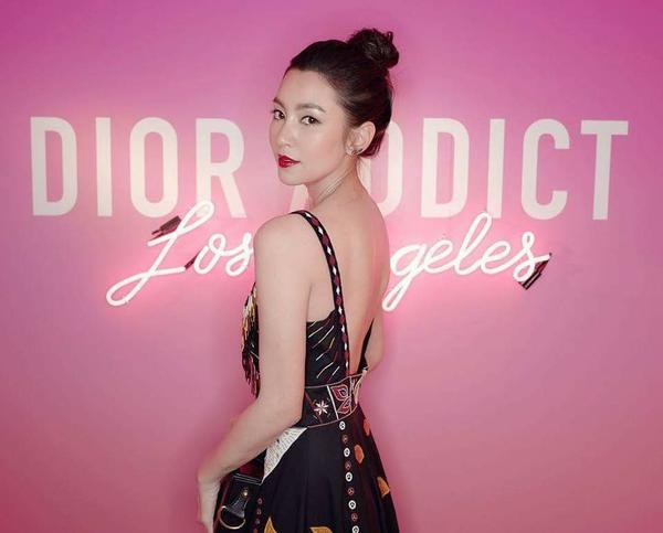 Được mời tham dự một sự kiện của Dior.