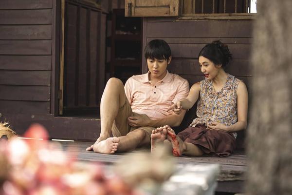 Bella và James lại có dịp cùng đóng chung một bộ phim.