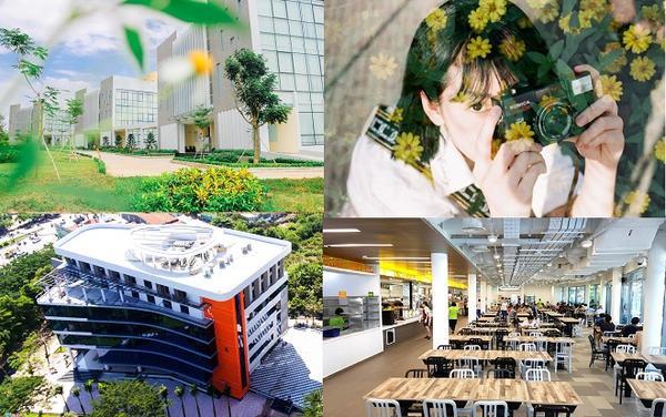 Hình ảnh về một số ngôi trường Đại học, Cao Đẳng