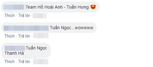 Khán giả đặc biệt hài lòng khi 2 ngôi sao Tuấn Ngọc - Thanh Hà sẽ cùng Tuấn Hưng - Hồ Hoài Anh mang đến màu sắc khác biệt cho Giọng hát Việt mùa 6.
