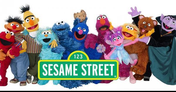 Sesame Street là bộ phim yêu thích cho không chỉ trẻ em mà cả người lớn.