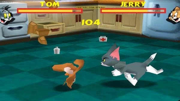 Các nhà sản xuất đã từng phát hành game về những trận chiến nảy lửa của bộ đôi trong ngay căn bếp.
