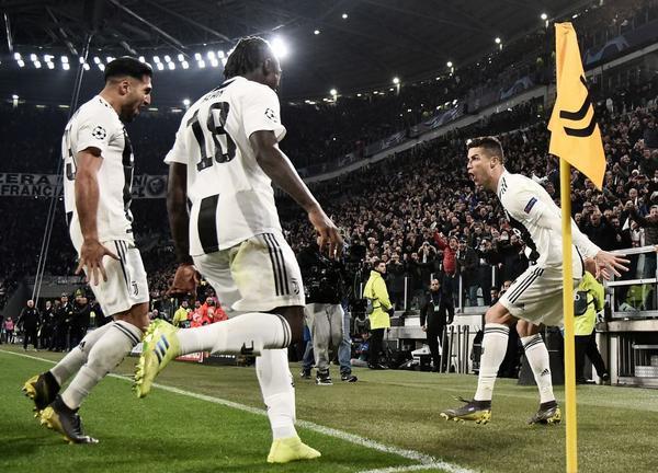 Ronaldo vẫn chưa cho thấy dấu hiệu dừng lại dù đã 34 tuổi.
