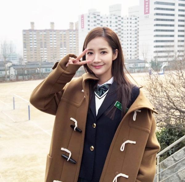 Her Private Life: Tung hình ảnh đầu tiên của Park Min Young và Kim Jae Wook