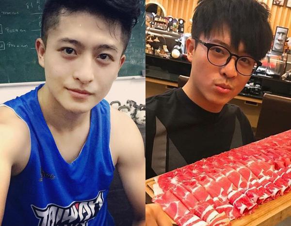 Sự khác biệt của Harry Lu trước và sau phẫu thuật thẩm mỹ.