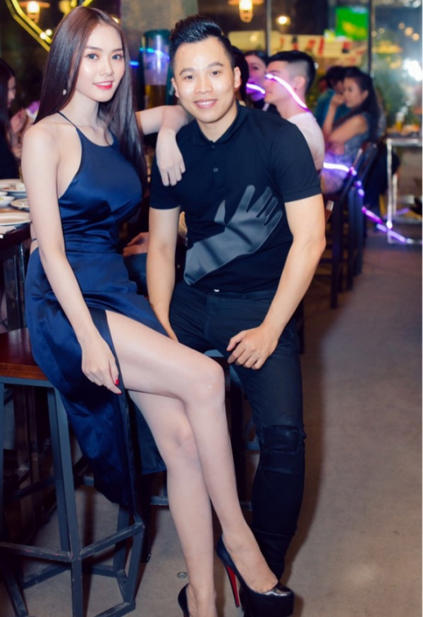 Giữa tin đồn 'cạch mặt' Vũ Khắc Tiệp, Linh Chi nói rằng chỉ có 2 người bạn tốt nhất trong showbiz