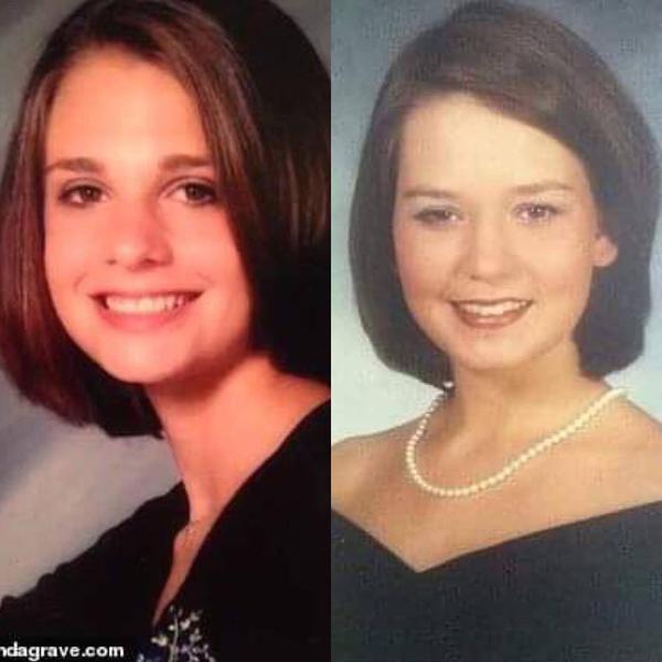 Hai nạn nhân Tracie Hawlett (trái) và J.B. Beasley.