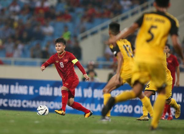 Chiến thắng của U23 Việt Nam chưa nói phản ánh đúng năng lực.