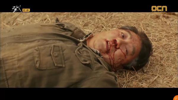 Hyun Jin là người đảm nhiệm điều tra vụ án mạng.