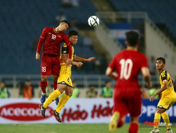 Hà Đức Chinh là niềm hy vọng của U23 Việt Nam trước U23 Indonesia.