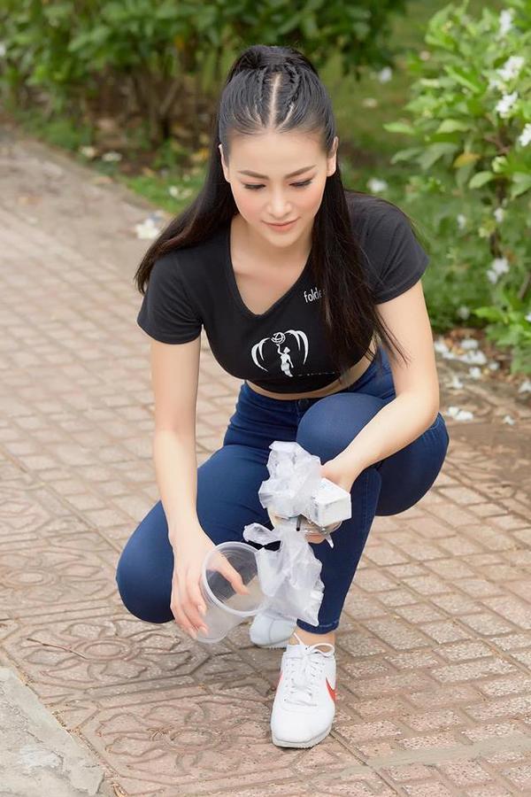 Sau hơn 4 tháng đăng quang Miss Earth, Phương Khánh đẹp đến ná thở, fan vừa ngắm vừa dụi mắt