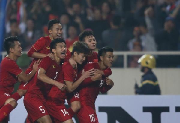 U23 Việt Nam đã giành vé vào VCK sau chiến thắng trước Thái Lan