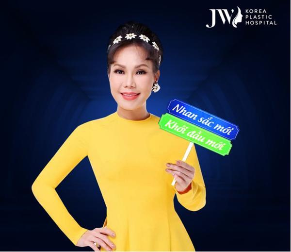 Việt Hương sẽ là thành viên ban giám khảo của chương trình Nhan sắc mới, khởi đầu mới mùa 2 được casting vào ngày 13/4 tại Bệnh viện thẩm mỹ JW Hàn Quốc.