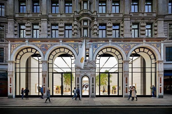 50 Apple Store đẹp nhất trên thế giới không nằm ở nước Mỹ