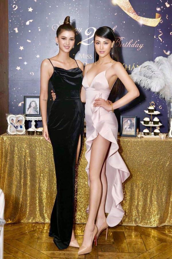 Đọ sắc bên cạnh Á hậu 1, fan mém không nhận ra Hoa hậu Phương Khánh là ai?