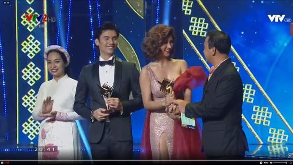 Cánh diều vàng 2018: Nhan Phúc Vinh giành giải nam diễn viên chính phim truyền hình, Thúy Ngân vuột giải vào tay Kim Tuyến