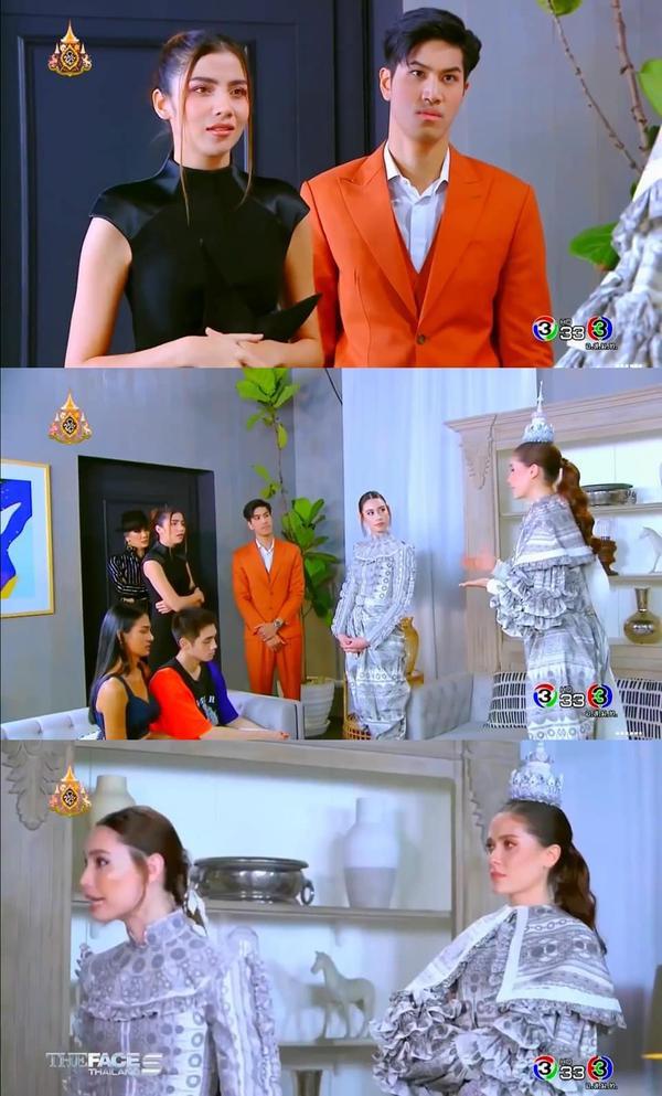 Gina - Bank sang tận phòng của Maria - Sabina đòi công bằng.