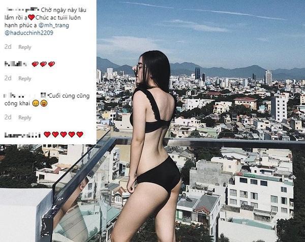 Bạn gái Hà Đức Chinh nhận 'mưa gạch đá' khi công khai người yêu