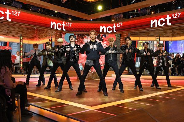 NCT 127 vừa hoàn thành màn biểu diễn vô cùng xuất sắc trên đất Mỹ (7h sáng giờ địa phương).