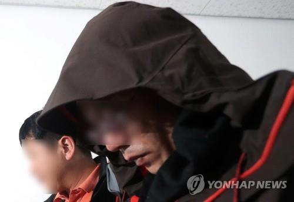 Nghi phạm Ahn, 42 tuổi.