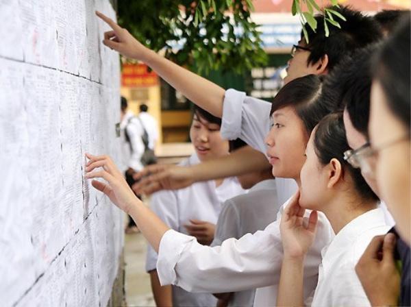 7 thí sinh thuộc các Học viện, Trường sỹ quan Quân đội bị buộc thôi học do liên quan đến gian lận điểm thi.