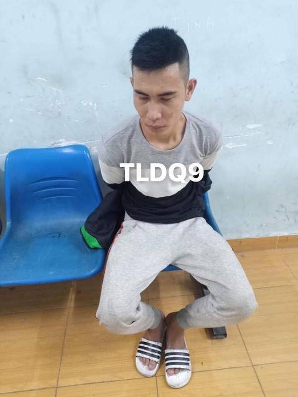 Đối tượng Nguyễn Văn Lộc - Ảnh: Tôi là dân quận 9.
