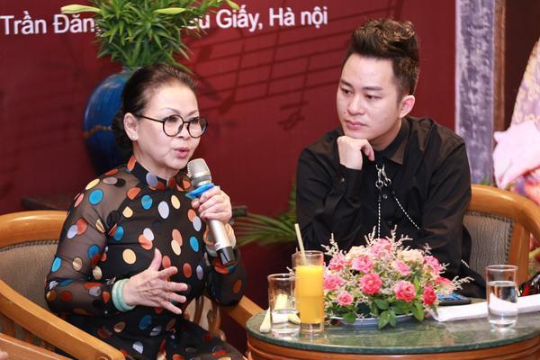 Tùng Dương: Không cần phải tìm kiếm bất cứ ai để thay thế Khánh Ly