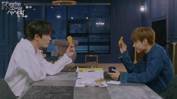 Bí mật nàng fangirl tập 5-6: Mặc rating thấp không tưởng, K-net vẫn khen Kim Jae Wook và Park Min Young ảnh 13
