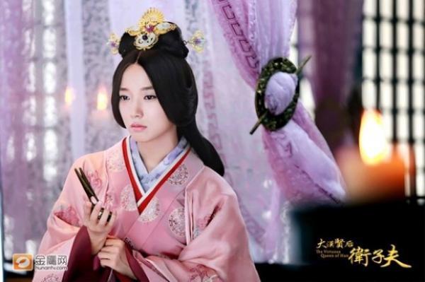 Tứ tiểu hoa đán nhan sắc xinh đẹp nhất của giới giải trí Hoa Ngữ với tạo hình cổ trang ảnh 9