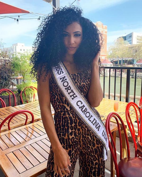 Nhan sắc của Hoa hậu Mỹ mới đăng quang: Dấu chấm hỏi chỉ chờ 'bung lụa'? ảnh 3