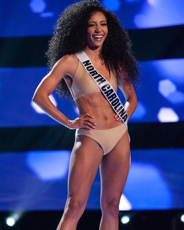 Nhan sắc của Hoa hậu Mỹ mới đăng quang: Dấu chấm hỏi chỉ chờ 'bung lụa'? ảnh 1