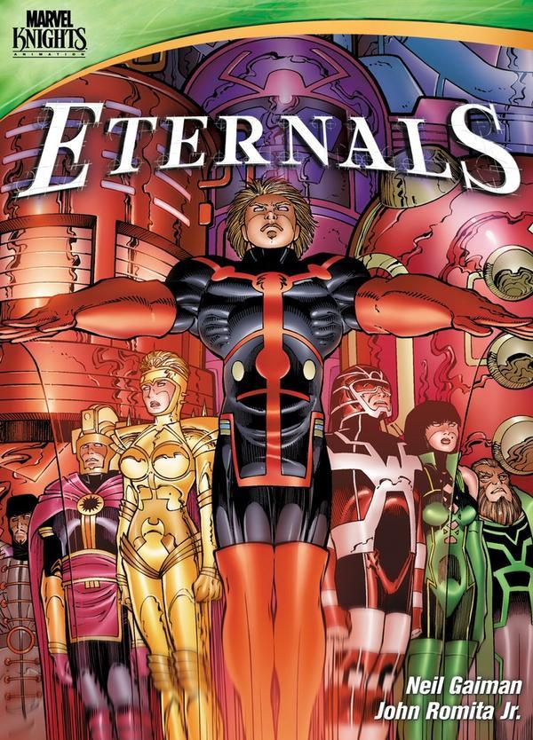 Angelina Jolie xác nhận sẽ hóa thân thành Sersi trong The Eternals của Marvel? ảnh 0