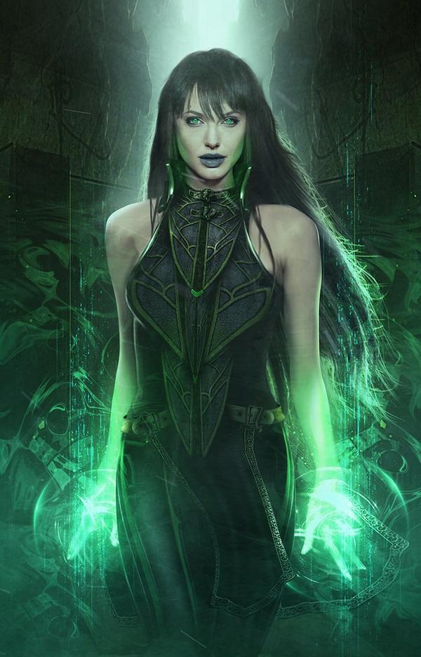 Angelina Jolie xác nhận sẽ hóa thân thành Sersi trong The Eternals của Marvel? ảnh 1