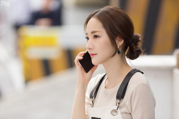 Bí mật nàng fangirl: Park Min Young chuẩn nữ thần, đẹp mọi khoảnh khắc bên Kim Jae Wook ảnh 12