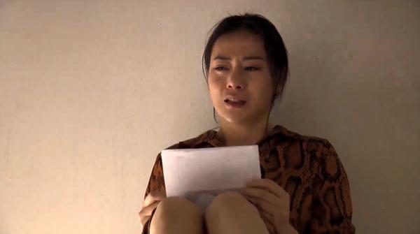 """Diễn xuất của Phương Oanh được khen trong """"Nàng dâu order""""."""