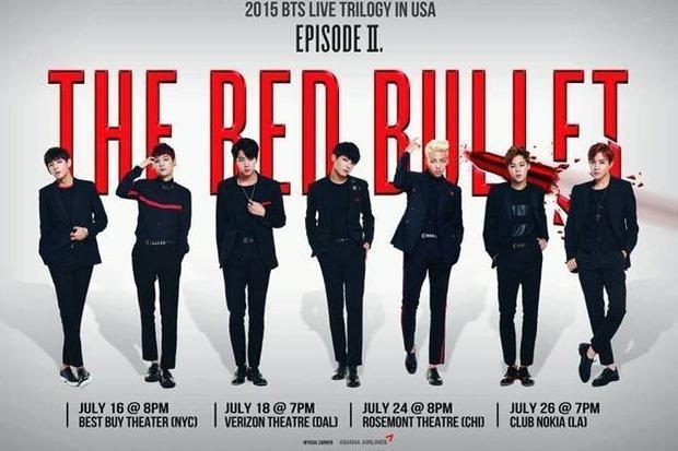 Nhóm nhạc Hàn hủy sự kiện vì bị dọa giết