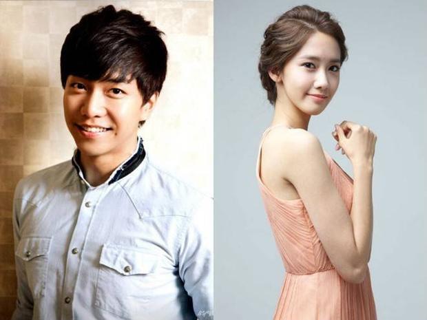 5 cặp tình nhân hot nhất showbiz Hàn