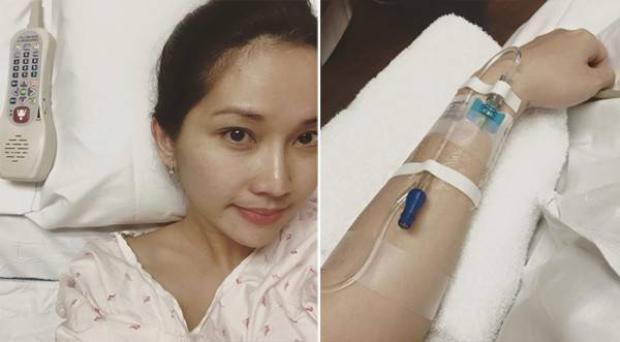 Kim Hiền sinh con gái thứ hai tại Mỹ