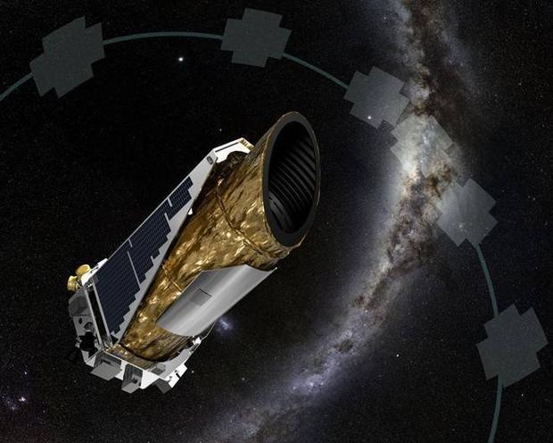 Hành trình săn lùng sự sống ngoài trái đất của Kepler