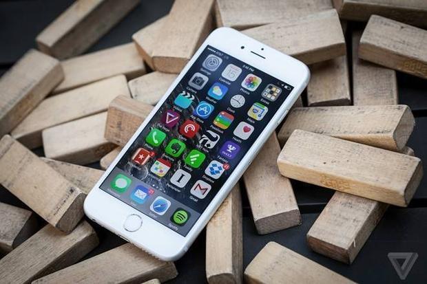Doanh số iPhone chững lại trong quý vừa qua