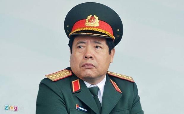 Bác bỏ tin thất thiệt về Bộ trưởng Phùng Quang Thanh