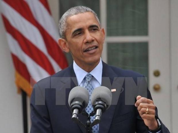 Tổng thống Mỹ bắt đầu chuyến thăm châu lục quê hương