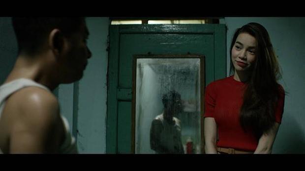 Tấn Beo hoảng sợ khi nghe Hồ Ngọc Hà hát trong phim