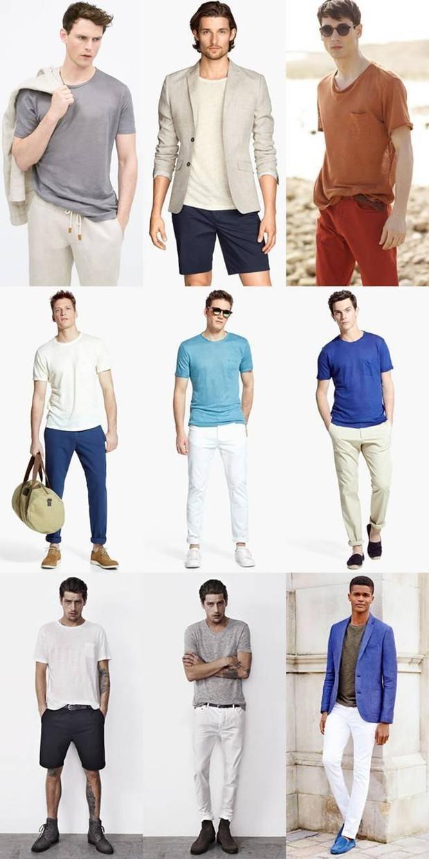 5 mẫu áo phông nam lên ngôi hè 2015