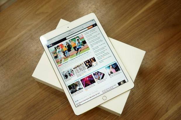 Rẻ hơn tại Mỹ, iPad vẫn ế tại Việt Nam