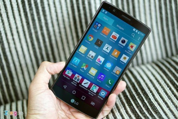 Đánh giá LG G4: Smartphone có màn hình và camera xuất sắc