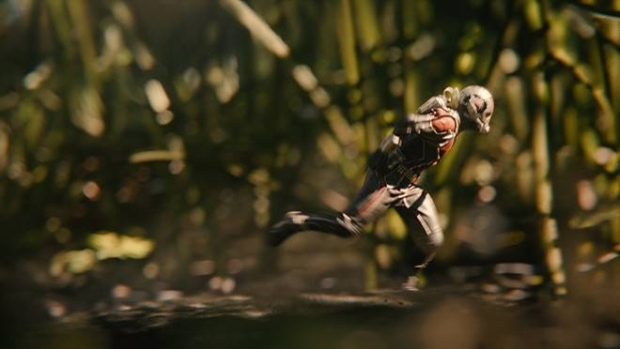'Người Kiến'  Bộ phim siêu anh hùng đầy khác biệt