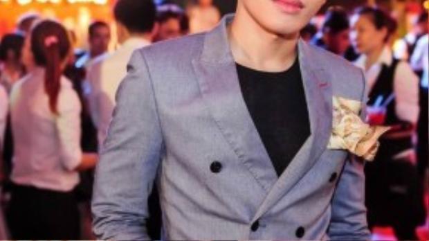 """Quốc Thiên - quán quân """"Vietnam Idol 2008""""."""
