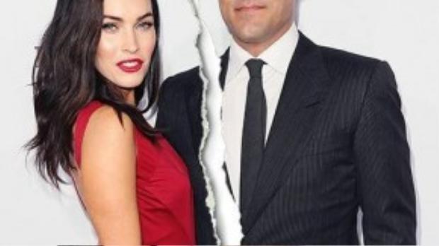 Vợ chồng Megan Fox - Brian Austin Green đang ly thân.