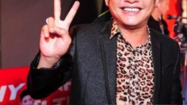 Nghệ sĩ hài Tấn Beo.